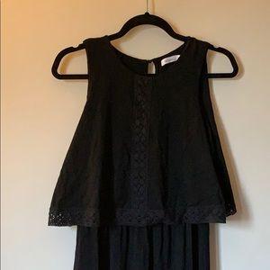 Dresses & Skirts - Bundle 2/14$ — Long summer black dress